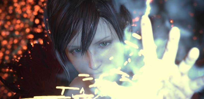Agni's Philosophy - a impressionante tech demo da Square Enix