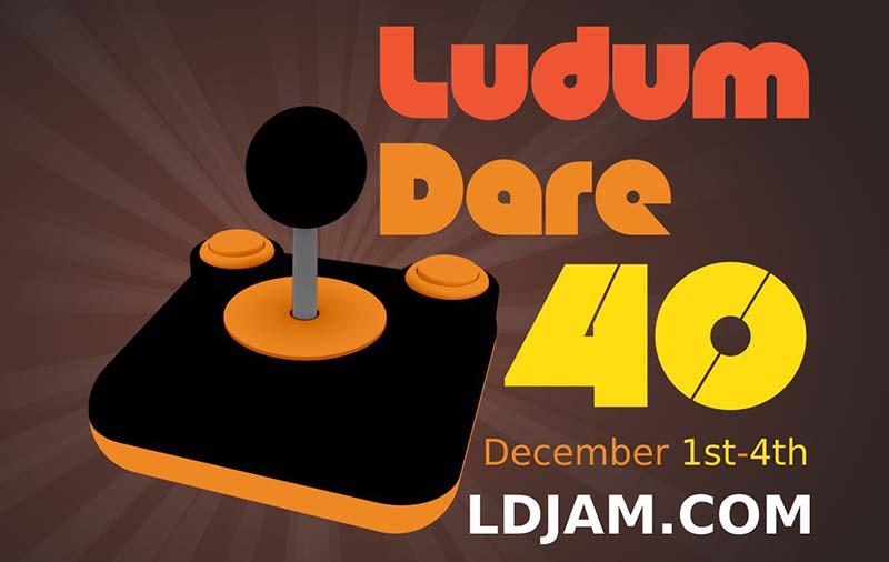 Esta semana começa o Ludum Dare #40